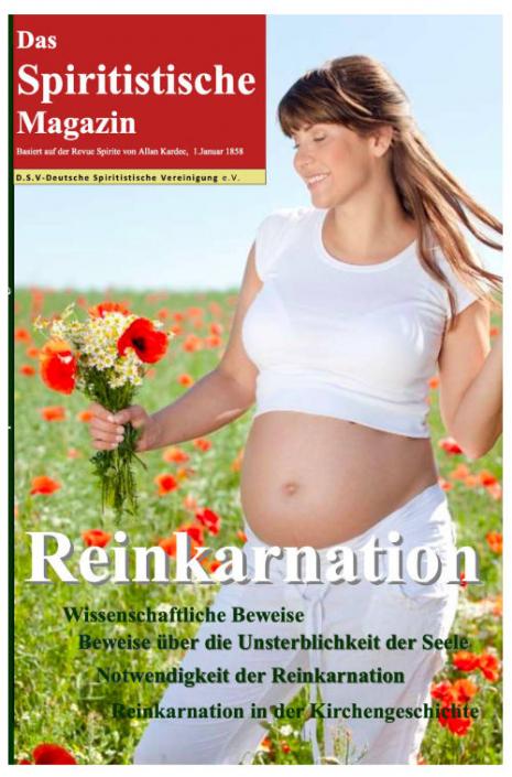 Das Spiritistische Magazin Ausgabe 2