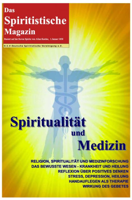 Das Spiritistische Magazin Ausgabe 3