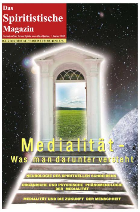 Das Spiritistische Magazin Ausgabe 4