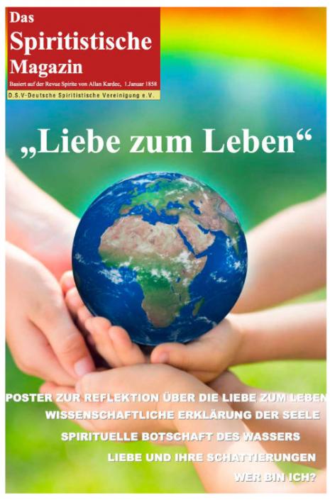 Das Spiritistische Magazin Ausgabe 5
