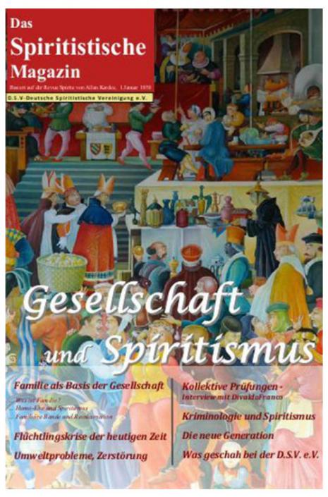 Das Spiritistische Magazin Ausgabe 6