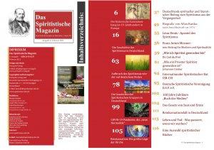 Das Spiritistische Magazin Nr.8